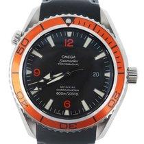 Omega 2208.50 Stahl Seamaster Planet Ocean 45.5mm