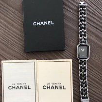 Chanel Silver Quartz 23mm pre-owned Première