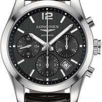 Longines Conquest Classic Steel 41mm Black Arabic numerals United States of America, California, Moorpark