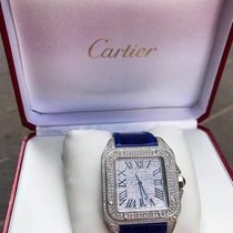 Cartier Santos 100 new 2017 Automatic Watch with original box and original papers 2656