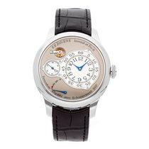 F.P.Journe Platinum 42mm Manual winding CO PT 42 A pre-owned