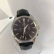 Omega pre-owned Automatic Black Sapphire Glass