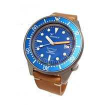 Squale 1521 Steel 2016 42mm pre-owned