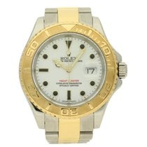 Rolex Yacht-Master 40 Gold/Steel 40mm White No numerals United Kingdom, Liverpool