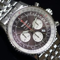 Breitling Navitimer Rattrapante Steel