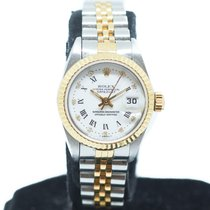 Rolex Lady-Datejust Gold/Steel 26mm No numerals Singapore, Singapore