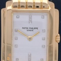 Patek Philippe Gondolo Yellow gold 22mm White No numerals United States of America, New York, New York
