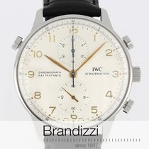 IWC Portuguese Chronograph 3712 2001 pre-owned