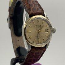 Rolex Oyster Perpetual Lady Date Gold/Stahl 26mm Gold Keine Ziffern Deutschland, Berlin