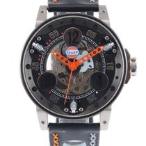 B.R.M Staal 44mm Automatisch V6-44