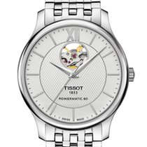 Tissot Tradition Staal 40mm