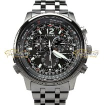 Citizen CB5867-87H Steel Promaster Sky 45mm new