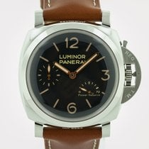 Panerai Luminor 1950 3 Days Power Reserve Steel 47mm Black Arabic numerals United States of America, California, Pleasant Hill