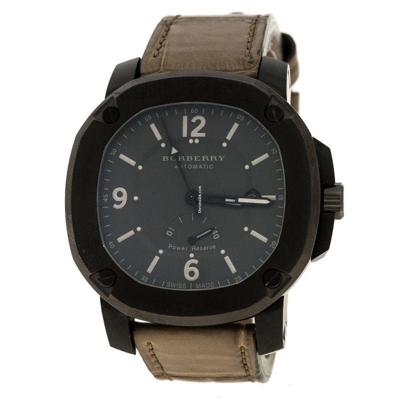 Burberry órák ára | Chrono24