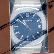 Patek Philippe Nautilus Platinum 40mm Blue Singapore, Singapore