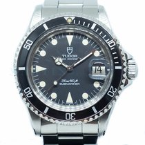 Tudor 76100 Steel Submariner 40mm pre-owned