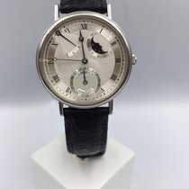 Breguet White gold 36,3mm Automatic 3137BB/11/986 pre-owned