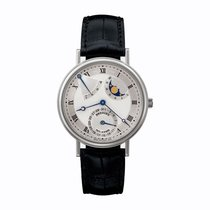 Breguet Classique 3137BB/11/986 Very good White gold 36,3mm Automatic