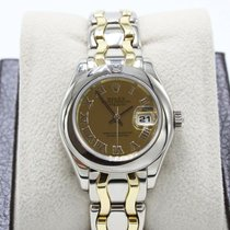 Rolex Lady-Datejust Pearlmaster 69329 occasion