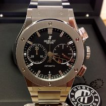 Hublot Classic Fusion Chronograph Titanium 45mm Black No numerals United Kingdom, Wilmslow