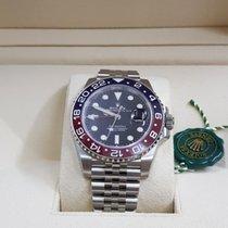Rolex GMT-Master II Steel Black No numerals UAE, Sharjah