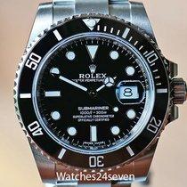 Rolex Submariner Date Sin usar 40mm Automático