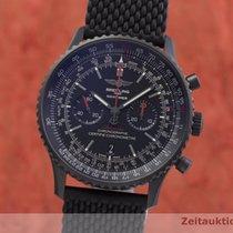 Breitling Navitimer 01 (46 MM) Zeljezo 46mm Crn