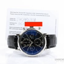 IWC Portofino Chronograph IW391008 2015 pre-owned