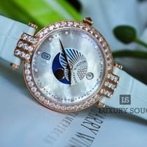 Harry Winston Rose gold Automatic new Premier