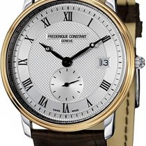 Frederique Constant Slimline Gents Steel Silver United States of America, New York, Brooklyn
