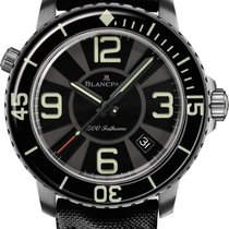 Blancpain Fifty Fathoms 500 Fathoms 50015-12b30-52b