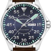 Hamilton Khaki Pilot H64715545 2020 nouveau
