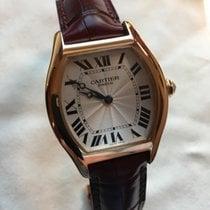 Cartier Tortue usados 34mm Oro rojo