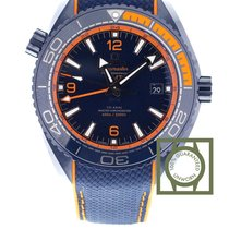 Omega Seamaster Planet Ocean 600M Co-Axial 45.5 Master...