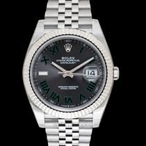Rolex Datejust White gold 41mm Grey United States of America, California, San Mateo