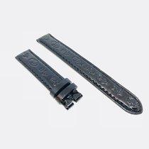 Corum Original Black Leather Alligator 14/14mm