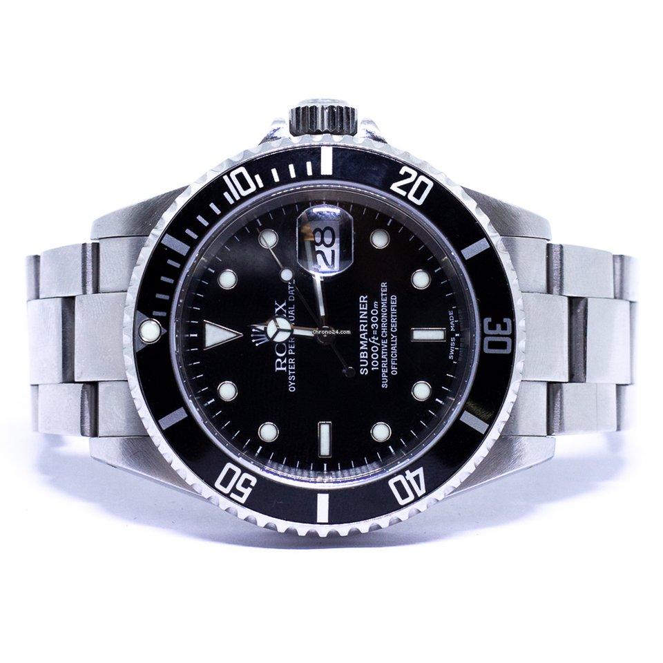 56e884f0dad Rolex Submariner - Todos os preços de relógios Rolex Submariner na Chrono24