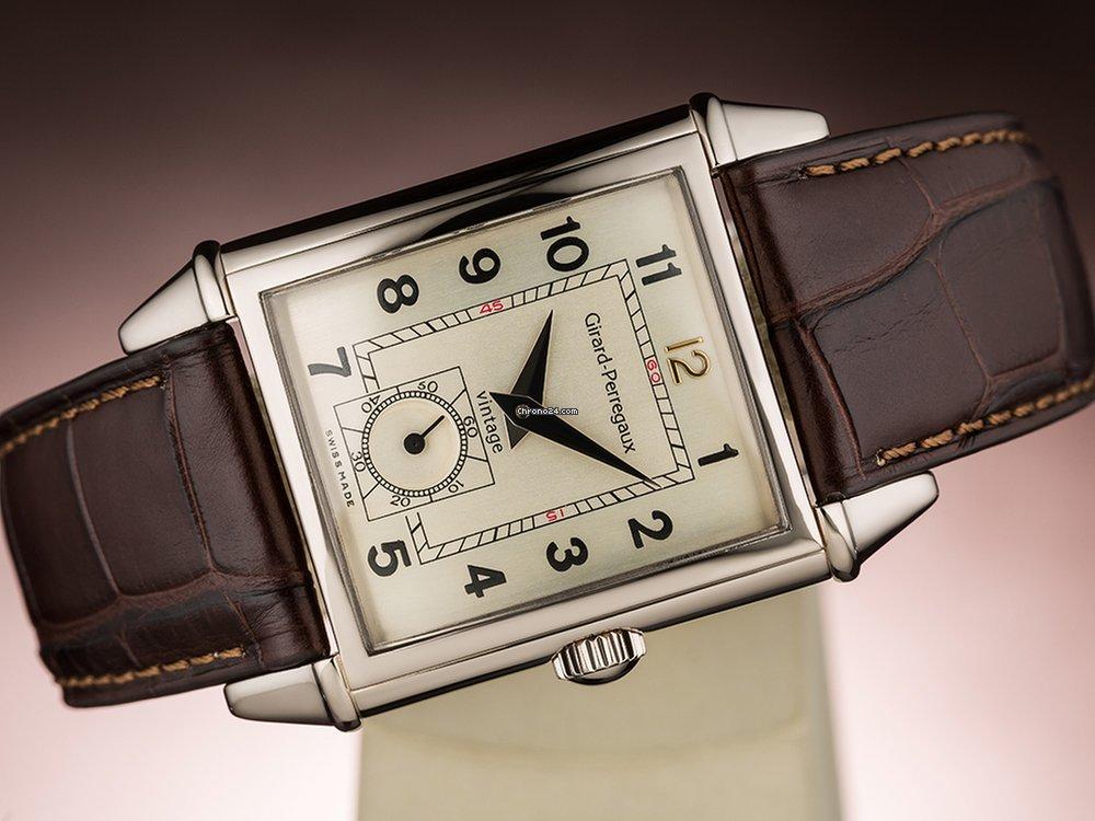 Zegarek na zegarek Girard Perregauxponad 50 reguł randkowych
