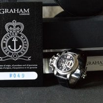 Graham Chronofighter R.A.C Skeleton 49/200
