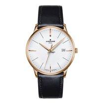Junghans Meister MEGA new Quartz Watch with original box and original papers 058/7800.00