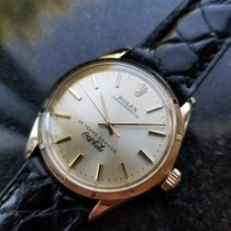 Rolex Men's Oyster Perpetual 1003 Automatic 14K gold c.1966...
