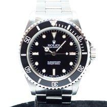 Rolex Submariner (No Date) Tritium Dial 14060