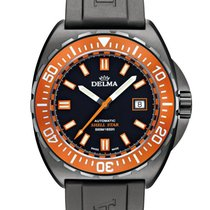Delma Steel 44mm Automatic 44501.670.6.151 new