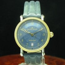 Jacques Lemans Gold Mantel / Edelstahl Automatic Herrenuhr /...