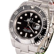 Rolex Sea-Dweller (Submodel) novo 43mm Aço