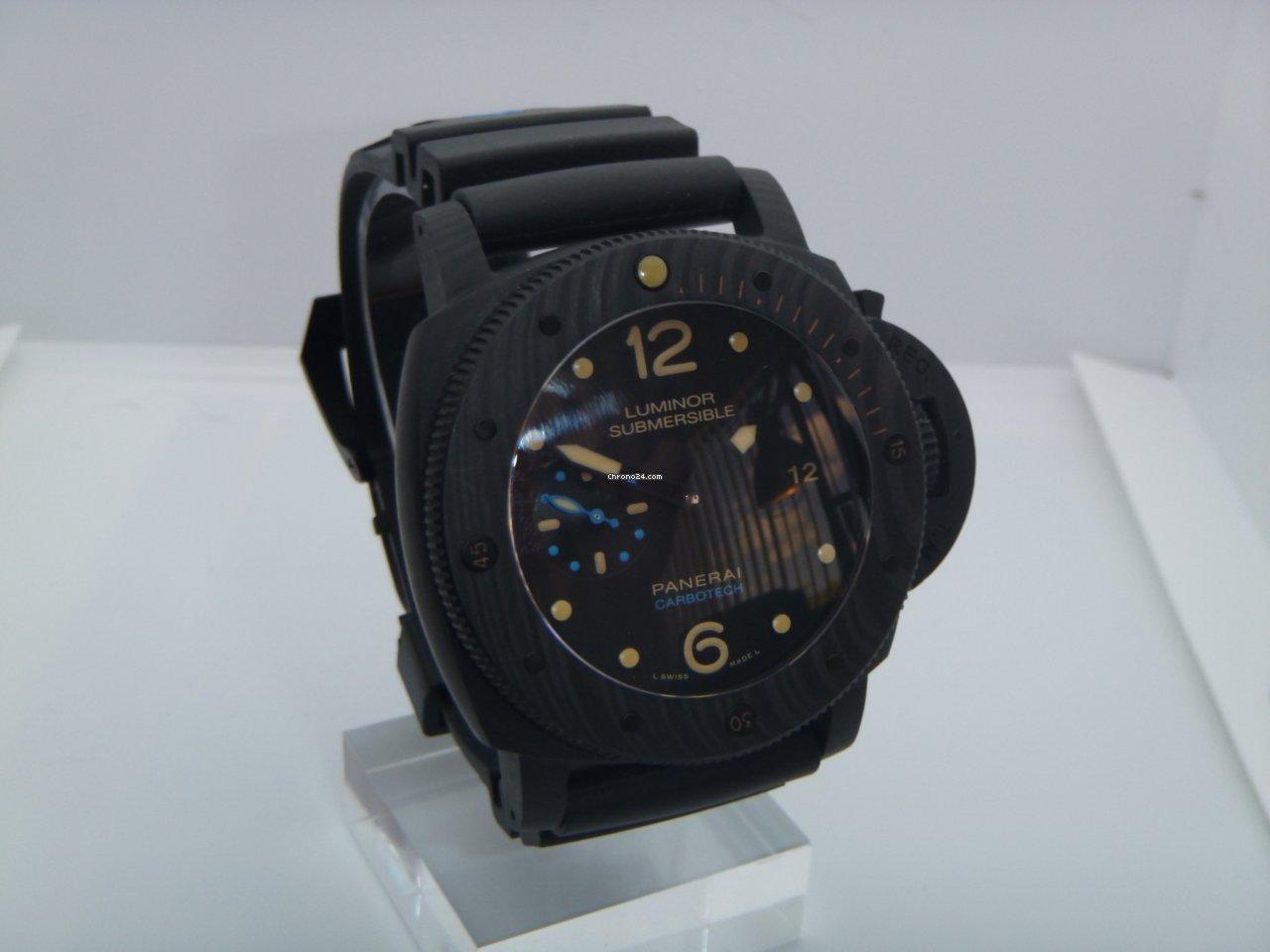 87b13f29abc Panerai Luminor 1950 - Todos os preços de relógios Panerai Luminor 1950 na  Chrono24