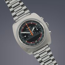 Zodiac Chronograph 40mm Manual winding 1970 pre-owned Grey