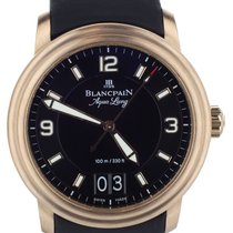 Blancpain Rose gold 40mm Automatic 2850B-3630-64 pre-owned