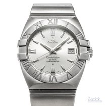 Omega Constellation Double Eagle Steel 38mm United States of America, Texas, Houston
