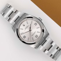 Rolex Oyster Perpetual 36 Steel 34mm Silver